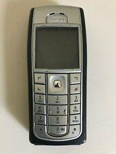 📱 VINTAGE PHONE SALE Nokia 6230i Silver/Black Mobile Phone Excellent Condition
