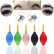 Natural False Eyelashes Glue Dryer Eyelash Extension Air Blower Blowing Balloons