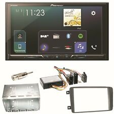 Pioneer sph-da230dab Bluetooth kit de montage pour Mercedes classe C w203 CLK w208 w20
