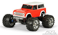 1:10 Lexan body 3313-60 ProLine 73er ford bronco carrocería for Monster Truck
