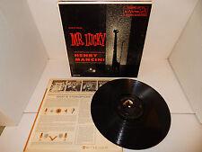 HENRY MANCINI MR. LUCKY 1960 CBS T.V. Series RCA LPM-2198 Mono 1s/1s 1STP LP