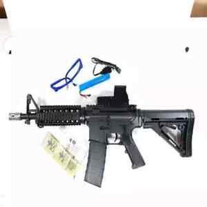 Water Jelly Blaster Jin Ming M4-AI Gen 8th Crystal Gel Ball Air Soft Toys Gun
