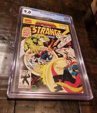 Doctor Strange, Sorcerer Supreme Annual #2 ( 1992 Marvel ) CGC 9.0