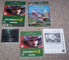PC DOS: Grand Prix 2 - Microprose 1996