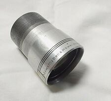 """Bell & Howell 16mm Cine Projector Lens  F.L. 2.5  """" F1.6 Used"""