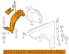 Mercedes MERCEDES-BENZ OEM-Front Fender Liner Splash Shield Left 1668802605