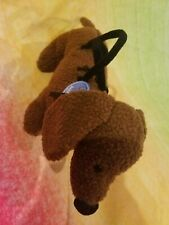 """North American Bear Co. Doggie Bags Ollie Dachshund Bag from 1998 14"""""""
