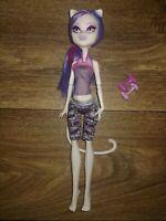 Monster High Fangtastic Fitness Catrine Demew Doll