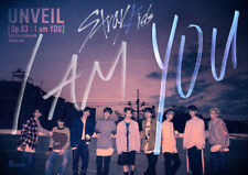 STRAY KIDS [I AM YOU] 3rd Mini Album RANDOM CD+PhotoBook+3p Card+Pre-Order Item