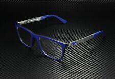 EMPORIO ARMANI EA3133 5667 Matte Blue Black Demo Lens 53 mm Men's Eyeglasses