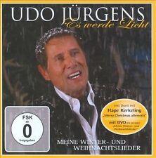 Es Werde Licht: Meine Winter [Bonus DVD] by Udo Jrgens (CD, Nov-2010, 2 Discs, Ariola Germany)