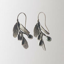 Olive Earrings - Freshwater Pearl Cluster - Michael Michaud Jewelry