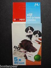 NVPH PB 56 POSTFRIS 5 VOOR JE BESTE VRIENDEN  1999 CAT.WRD. 4,50 EURO
