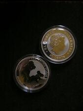 2011 99.99 PURE SILVER KOALA COIN 50 CENT 1/2 OUNCE