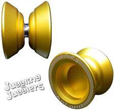 Infinity Metal Katana Bearing Gold Trick Yoyo Aluminium Alloy Yo-yo with String