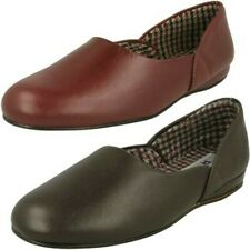 Mens Mirak Jayson Full Leather Slippers
