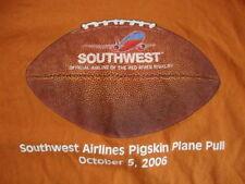 South West Airlines UT Austin Texas Football Orange T Shirt Men's Size XL