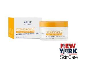 Obagi Professional-C 30% L-ascorbic Acid Microdermabrasion Polish+Mask 80g/2.8oz