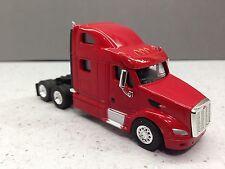 HO 1/87 TSH # 123 Peterbilt 587 Tandem Axle Tractor - Red