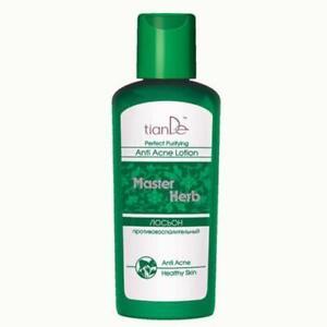 TianDe Master Herb Anti-acne Facial Lotion,60ml