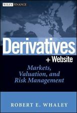 Derivatives: Markets, Valuation, and Risk Management (Wiley Finance)-ExLibrary