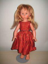 "RARE Vintage 1967 Monica ITALOCREMONA #676  Dressed 16"" IC ITALY HTF"