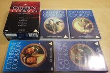 CATHERINE COOKSON - THE MALLEN SAGA 4-DISC DVD BOX SET PAL