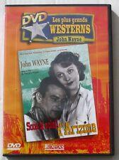 DVD SOUS LE SOLEIL D'ARIZONA - John WAYNE / Sheila TERRY