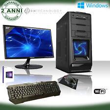 PC DESKTOP GAMING AMD A10 9700 3,8GHZ WIFI WINDOWS 10/HD 1TB/RAM16GB/MONITOR 22