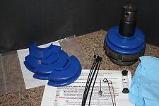 Bluebird Wanderlodge M380 450 Ball joint boot kit complete upper boots