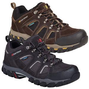 Mens Karrimor Bodmin Low IV Walking Hiking Trekking Trainers Sizes 7 to 12