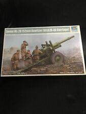 Trumpeter 1/35 Soviet ML-20 152mm Howitzer M-46 Carriage 02324 1:35 Model Kit