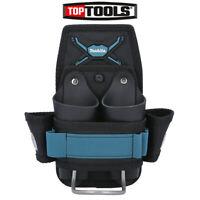 Makita E-05228 Blue Range Hammer & Hand Tool Holder Work Pouch Belt Clip