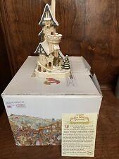 Very Rare David Winter - Uncle Scrooge Castle - Dwf 02 - Mint + Box & Coa