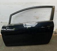 Panther Black Fiesta Zetec Titanium Passenger Wing Door Mirror 2008/>2012