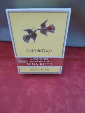 """Parfum Nina Ricci  """"L'air du Temps""""Eau de Toilette 50 ml Boite d'origine"""
