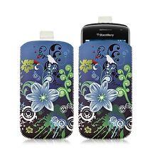 Housse coque étui pochette pour BlackBerry Curve 9380 avec motif HF09