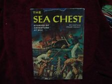 VT The Sea Chest Stories of Adventure at Sea By Captain Frank Knight HC /DC 1964