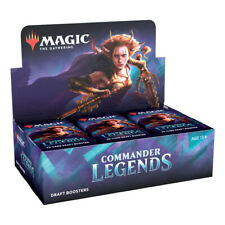 Magic The Gathering Commander Legends Booster Box NEW