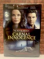 Nora Roberts' Carnal Innocence (DVD, 2012) NEW! 1 DAY HANDLING, FREE SHIPPING!!