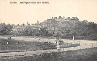 BR58894 kensington palace from gardens  hampton court palace    uk