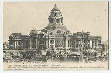 Brüssel / Bruxelles - Le Palais de Justice - Feldpost gel. 1924