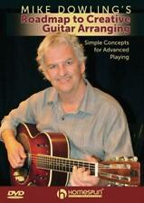 Mike Dowling's Roadmap To Creative Guitar Arranging [Homespun Fingerstyle DVD]