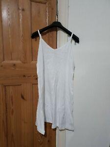 Bnwt The White Company Short Cotton Nightdress XL
