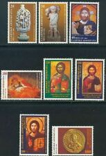 Greece- 2000 Church of Greece Year of Lord 2000 complete set MNH **
