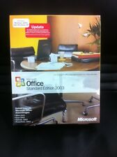 Microsoft Office Standard Edition 2003 tedesco con fattura IVA