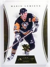 12-13 Panini Dominion Gold Parallel Mario Lemieux #D10/25 #82 *48411