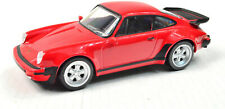 Porsche 911 Turbo 3.0 Red Scale 1:43 from Norev