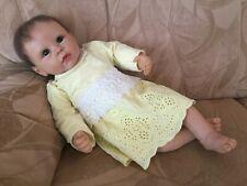 reborn baby puppe Olivia gebraucht