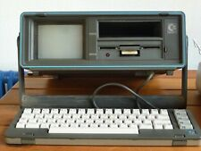 Commodore SX-64 Computer + Drucker MPS802 + Literatur